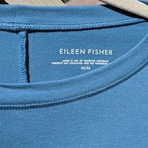 Eileen Fisher Tops - Eileen Fisher cotton/spandex tunic Size M EUC